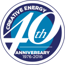 Creative Energy 40th Anniversary