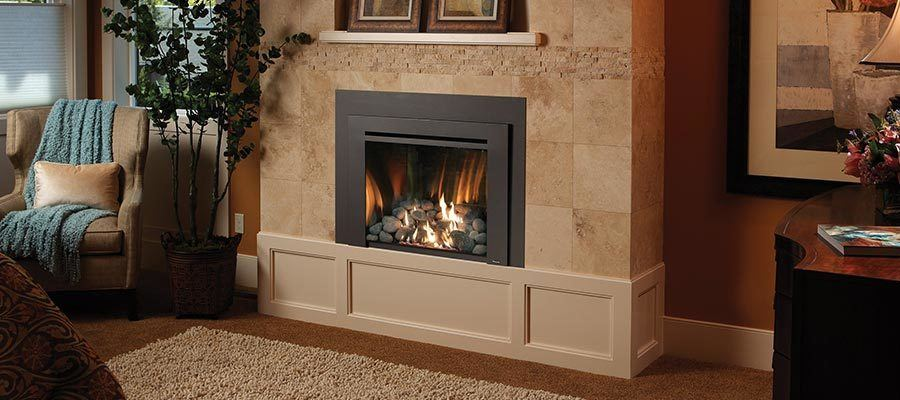 Gas Insert Fireplace
