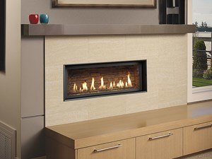 FPX 3615 HO GSR2 Fireplace Installed
