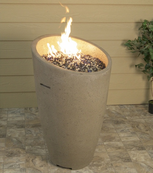 Eclipse Fire Urn