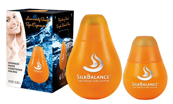 Silk Balance Water Conditioner for Spas