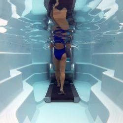 Underwater Treadmill in Endless Pool E500