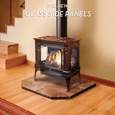 Berkshire Gas Stove by Lopi