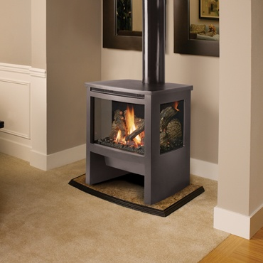 Cypress GSR2 Gas Stove by Lopi