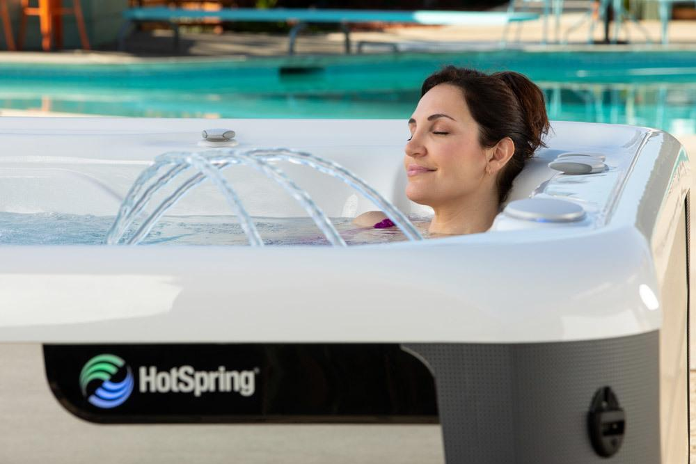 Hot Spring Highlife Vanguard Hot Tub
