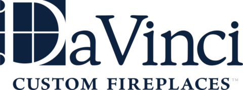 DaVinci Custom Fireplaces Logo