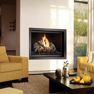 864 TV 40K Clean Face Deluxe™ Fireplace Insert