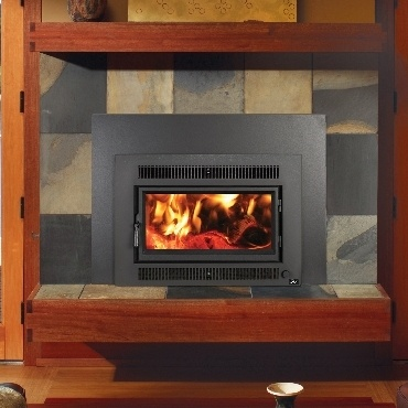 hybrid fireplace wall insert