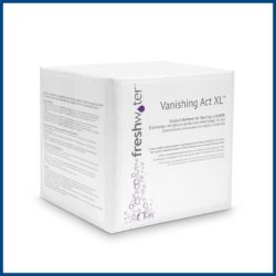 vanishing act XL calcium remover for start-up and refill
