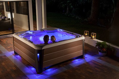 2019 Hot Spring Highlife Lifestyle with romantic lighting