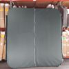 green hot tub cover