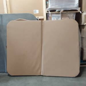 Hot Tub Cover, Jetsetter Caramel 14-Current Exterior View